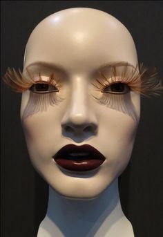 From Secret Oranges Blog: The Changing Face of Mannequins