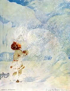 Story Book Sundays - The Snow Queen - Illustrated by Honor C. Appleton - 1922
