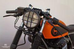 nice Catrina CafeTracker ~ Return of the Cafe Racers medianet_width = medianet_height = medianet_crid = medianet_versionId = (function() { var isSSL = 'https:' == document. Cafe Racer Headlight, Cb750 Cafe Racer, Cafe Racer Motorcycle, Motorcycle Gear, Scrambler, Custom Bobber, Custom Motorcycles, Old School Motorcycles, Honda Cb750