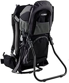 9c9c927d058 Amazon.com  Premium Baby Backpack Carrier for Hiking with Kids – Carry your  Child
