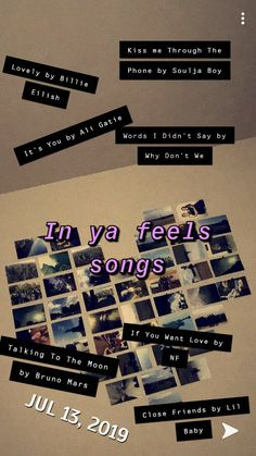 When you need a song to describe how your feeling, these are the ones. words i didn't say is the best on this list sorry but i make the rules now :) songs Rap Music, Music Lyrics, Music Songs, Piano Music, Music Stuff, Heartbreak Songs, Breakup Songs, Mood Songs, Music Mood