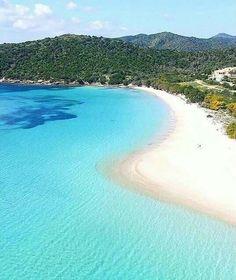 La paradisiaca spiaggia di Tuerredda :) Foto di Michele Parente