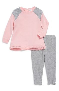 Splendid Sweatshirt & Pants (Baby Girls) available at #Nordstrom