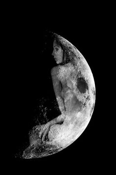 The moon is magic for the soul.