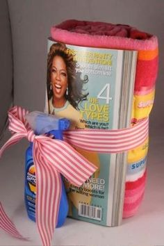 Beach themed gift...teacher gifts...end of year by deana