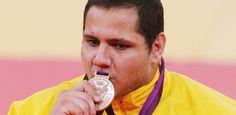 Rafael Silva, medalha de bronze