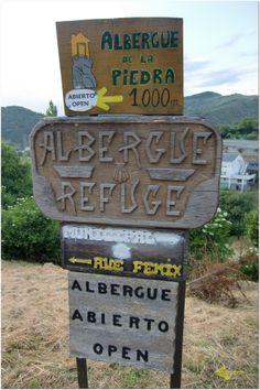 www.Turigrino.com #CaminoDeSantiago albergue