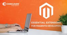 Looking for the right extensions for your clients? We discuss some extensions that serve essential functions that every Magento developer will be asked to implement. #MagentoExtensions #CodeClouds