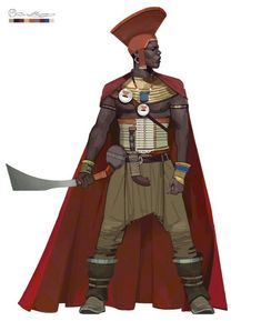 Men of Color In Fantasy Art — Pirate Cultural Exploration by Brian Matyas Black Characters, Dnd Characters, Fantasy Characters, Superhero Characters, Character Concept, Character Art, Concept Art, Fantasy Inspiration, Character Inspiration