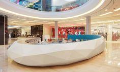Marks & Spencer Cafe by Kiwi & Pom, fabricated by Proline - Photos - CDUK