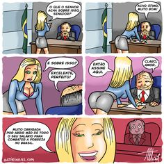 Safados | Satirinhas