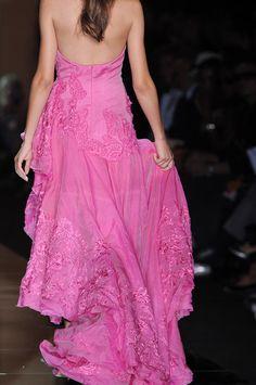 Ermanno Scervino in pink