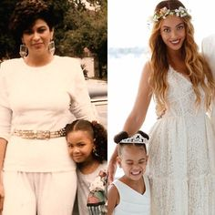 3 generations of beauty. #hairoil #hairvitamins #hairjourney #curlyhair #longhair #shedavi #natural #hairgoals #beautifulhair #blackbeauty #blackgirllonghair #naturalista #haircare #longhairdontcare #naturalhair #protectivestyles  #girlsgeneration #timeless #hairgrowth #beyonce by shedavi_
