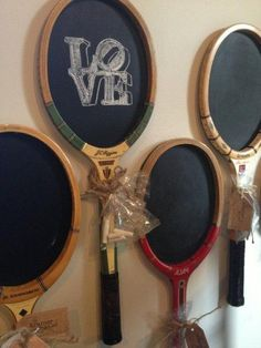 12 Ideas To Repurpose Old Rackets