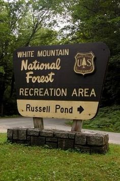 love the type on national park signs