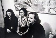 Museum Spotlights the Women of Americas First Cutting Edge Art Movement