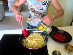 Spaghetti al profumo di mare
