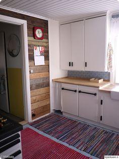 keittiö,tee se itse,keittiöremontti,kodinkoneet,integroitu astianpesukone,remontti,Tee itse - DIY,hirsitalo
