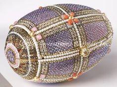 Faberge-inspired Egg