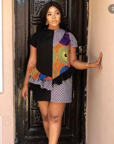 African Dresses For Women, African Wear, African Style, African Fashion Dresses, World Of Fashion, Fashion Women, Women's Fashion, Unique Ankara Styles, Beautiful African Women