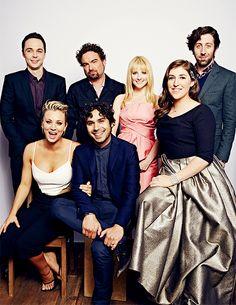 Rajesh Koothrappali & Howard Wolowitz & Bernadette Rostenkowski & Leonard Hofstadter & Penny & Amy Farrah Fowler & Sheldon Cooper