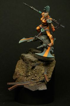 40k - Dark Eldar Hellion