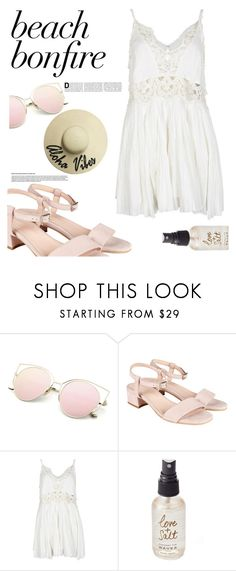 """Untitled #233"" by livingonvee on Polyvore featuring Free People and Olivine"
