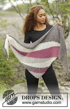 Ravelry: 172-20 Tide Rose pattern by DROPS design
