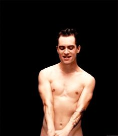 shirtless brendon urie | Most popular tags for this image include: brendon urie, panic at the ...