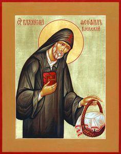 St Feofil of Kiev [Fool for Christ] / 706-feofil-kiev-hae-24-800