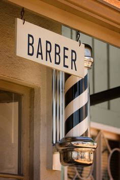 Baxter Finley Barber & Shop in Los Angeles, California has an aesthetic so direct and functional you just know there is no way you'll. Barber Shop Interior, Barber Shop Decor, Salon Interior Design, Beauty Salon Interior, Interior Design Magazine, Salon Design, Barber Sign, Beard Barber, Barbers