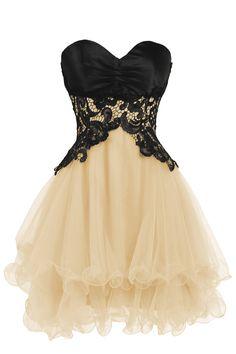 Baile-vestido-corto-rojo-verde-la-moda-de-encaje-negro-vestido-de-fiesta-novia-baratos-Ruffles.jpg (1000×1500)