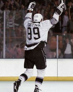 The Great One #Kings #hockey #nhl