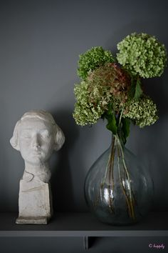 Lovely, simple hydrangeas