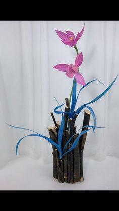 Flower Crafts, Diy Flowers, Diy Desk, Diy Halloween Decorations, Flower Tutorial, Diy Crafts Videos, Decor Crafts, Diy Gifts, Paper Crafts