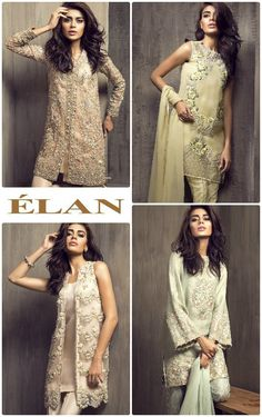 "Khadijah Shah is coming to Ensemble Karachi on 11th July with a trunk full of her new 'Wild Romance' bridals and ""Eden' Eid luxury collection that will be exhibited from 10th to 11th July exclusively at Ensemble. The designer has a way of completely enthralling the viewer with her innate sense of luxury. Here's a […]"