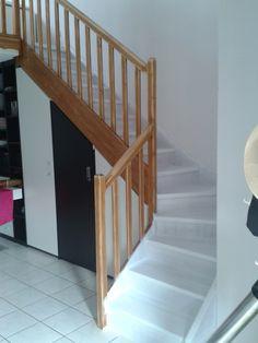 Plus de 1000 id es propos de deco maison sur pinterest for Peindre un escalier en bois verni