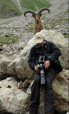This wildlife photographer. | 37 People Who Failed So Spectacularly They Almost Won