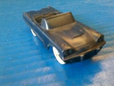 F & F Mold & Die Works Thunderbird Post Cereal Premium Car Made in USA Dayton OH #FFMoldAndDieWorksDaytonOhio Premium Cars, Car Makes, Cereal, Usa, Toys, Activity Toys, Clearance Toys, Gaming, Games