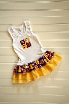 Los Angeles Lakers Dress