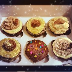 Cupcakes Follow: Twitter @susucake Instagram: susucake_
