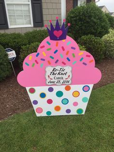 Baby Shower Cupcakes Aberdeen : Stork Yard Signs to announce baby s arrival! Call ...