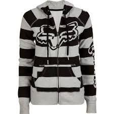 fox girls hoodie