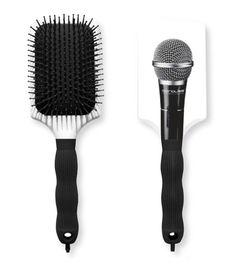This hairbrush rocks!
