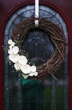 Possible late Spring/Summer wreath idea