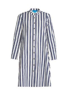 Tove striped cotton shirtdress | M.i.h Jeans | MATCHESFASHION.COM