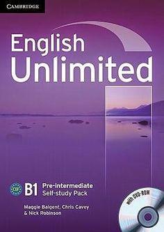 eBook: English Unlimited B1 Preintermediate Pdf Teacher's book &pack +Coursebook +Audio +Wordlists - eStudy Resources | mobimas.info