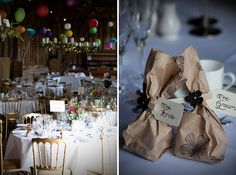 Michelle and Darren were married in May of last year at the lovely Lillibrooke Manor, Maidenhead. Seeing as festivals are a big part of their lives, they wanted their wedding to reflect that. Baby Family, Wedding Inspiration, Wedding Ideas, Bride Groom, Getting Married, Congratulations, Favors, Gift Wrapping, Favor Bags