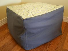 Grey And Multi Colored Polka Dot Bean Bag Chair Cover For Stuffed Animal Storage