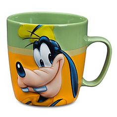 Shop Disney dinnerware featuring Mickey and Minnie Mouse and more. Disney characters on plates, bowls, and kitchen accessories brings fun to the dinner table. Cocina Mickey Mouse, Minnie Mouse, Disney Coffee Mugs, Disney Cups, Cute Cups, Cool Mugs, Disney Home, I Love Coffee, Disney Merchandise